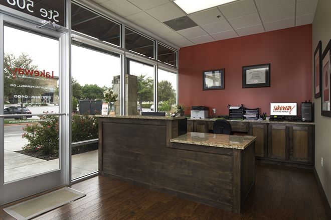Office interior 1 - Lakeway Health and Wellness Chiropractic, Lakeway TX